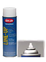 Products Baseball Krylon Aerosol Field Marking Paint